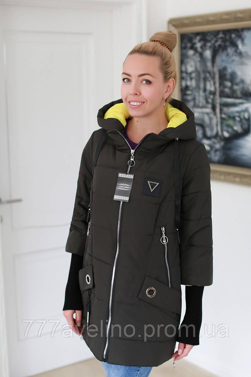 Куртка женская демисезонная (размеры с 50 по 58)