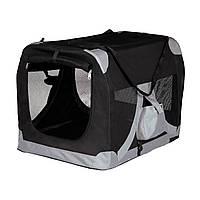 Сумка для переноски собак Trixie «Tcamp de Luxe» (35 x 35 x 50 см.)