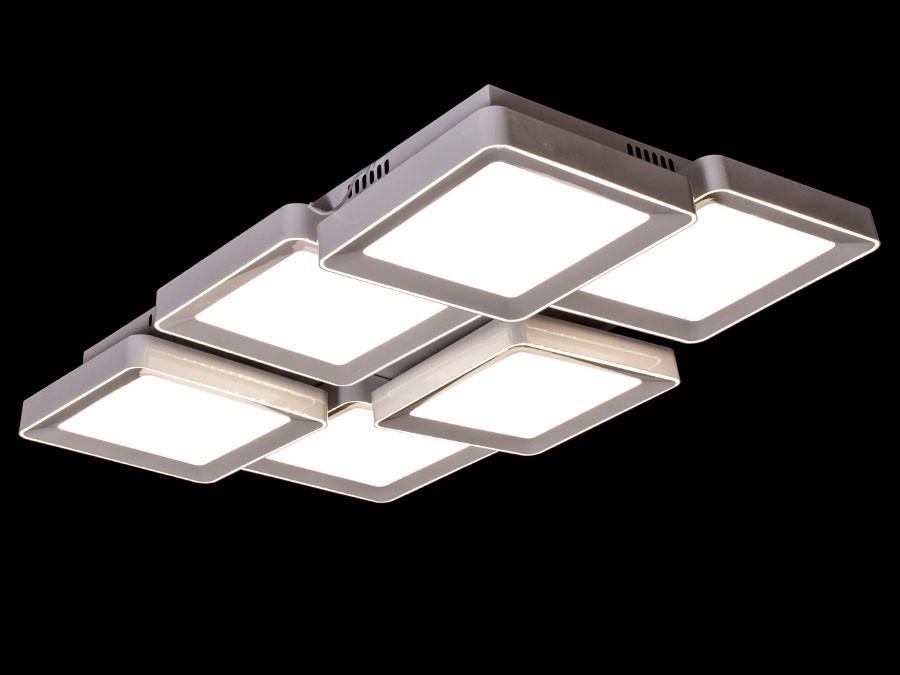 Светильник с регулируемым цветом свечения цвет белый 180W Diasha&9088/6WH dimmer