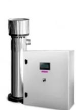 Ультрафиолетовая очистка воды в бассейне Sirius-85 UV LP/ASI 316L IDEGIS