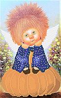 Тыковка . Ангел плодородия и достатка. Схема формат А4+
