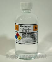 Метанол (метиловый спирт) 99,95% «химически чистый»» Германия, флакон 100 г.