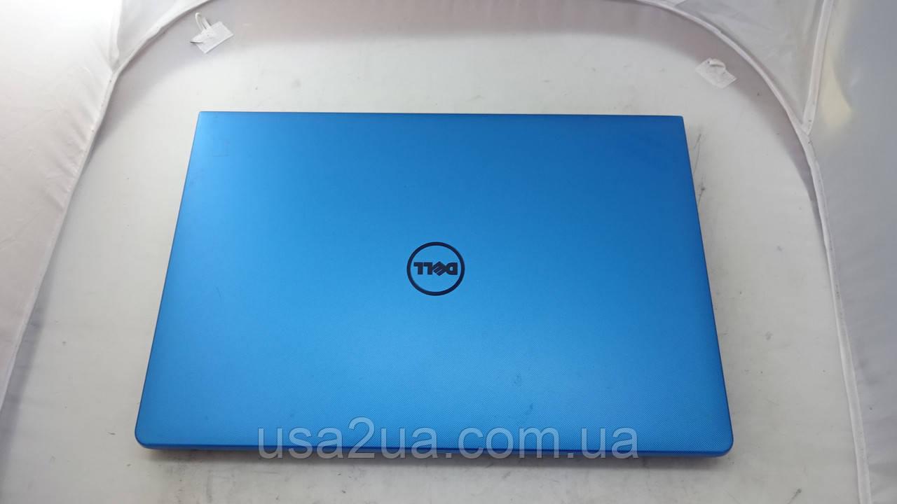 """15,6"""" Сенсорный 4х Ядерный Ноутбук Dell Inspiron 5555  E2-7110 Кредит Гарантия Доставка"""