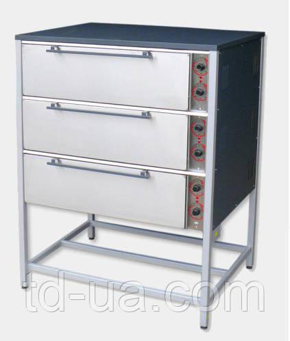 Шкаф пекарский ШПЕ-3 Ч