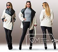 Женское пальто на подкладке кашемировое