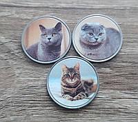 Набор монет Канарські Острова 1.5 екю 2020 рік. Коти