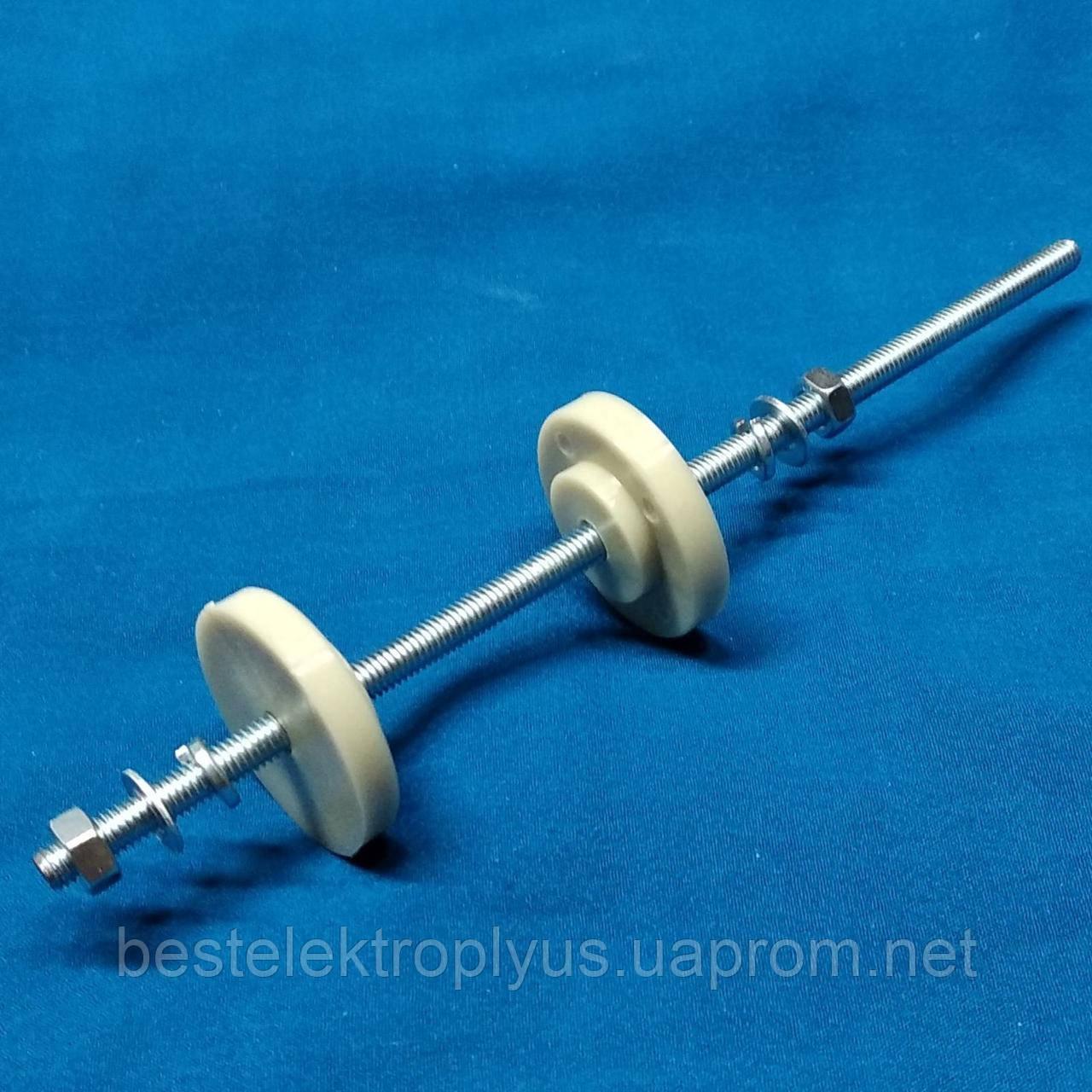 Комплект крепления для мощных трубчатых резисторов 160 Вт
