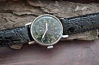Часы Победа наручные. Механизм советский. Корпус новый., фото 1