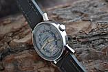Часы Победа Командирские,наручные. Механизм советский. Корпус новый., фото 2