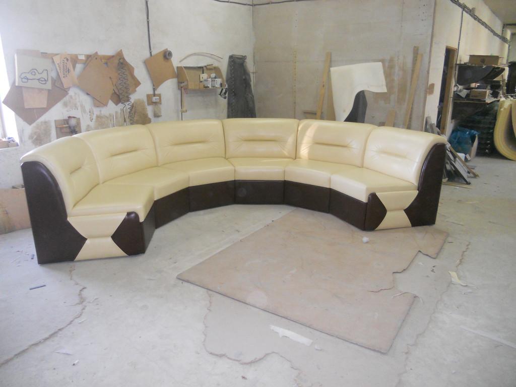 "Круглий диван ""Ната"" 5"