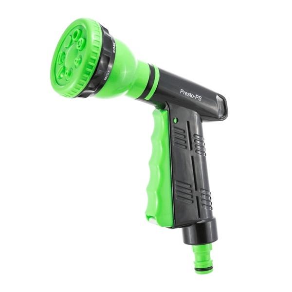 Пістолет для поливу Presto-PS насадка на шланг пластик (4442)