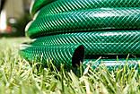 Шланг садовый Tecnotubi Euro Guip Green для полива диаметр 1/2 дюйма, длина 20 м (EGG 1/2 20), фото 5