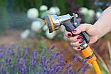 Пистолет для полива Presto-PS насадка на шланг металл (7204D), фото 8