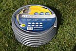 Шланг садовый Tecnotubi Retin Professional для полива диаметр 3/4 дюйма, длина 25 м (RT 3/4 25), фото 2