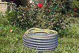 Шланг садовый Tecnotubi Retin Professional для полива диаметр 3/4 дюйма, длина 25 м (RT 3/4 25), фото 4