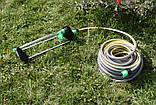 Шланг садовый Tecnotubi Retin Professional для полива диаметр 3/4 дюйма, длина 25 м (RT 3/4 25), фото 6