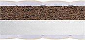 Матрас детский Банни кокос (Bunny kokos) 90x190 см