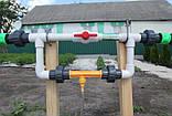 Шланг для подачі добрив Presto-PS до інжектору Вентурі 1 - 1,1/2 дюйма SA-0132 (SA-0110), фото 6