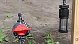 Шланг для подачі добрив Presto-PS до інжектору Вентурі 1 - 1,1/2 дюйма SA-0132 (SA-0110), фото 8