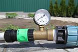 Шланг для подачі добрив Presto-PS до інжектору Вентурі 1 - 1,1/2 дюйма SA-0132 (SA-0110), фото 9