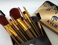 Набір кісточок для макіяжу Kylie (12 предметів) репліка