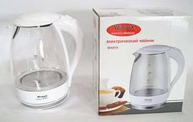 WIMPEX WX 810 Электрический дисковый чайник
