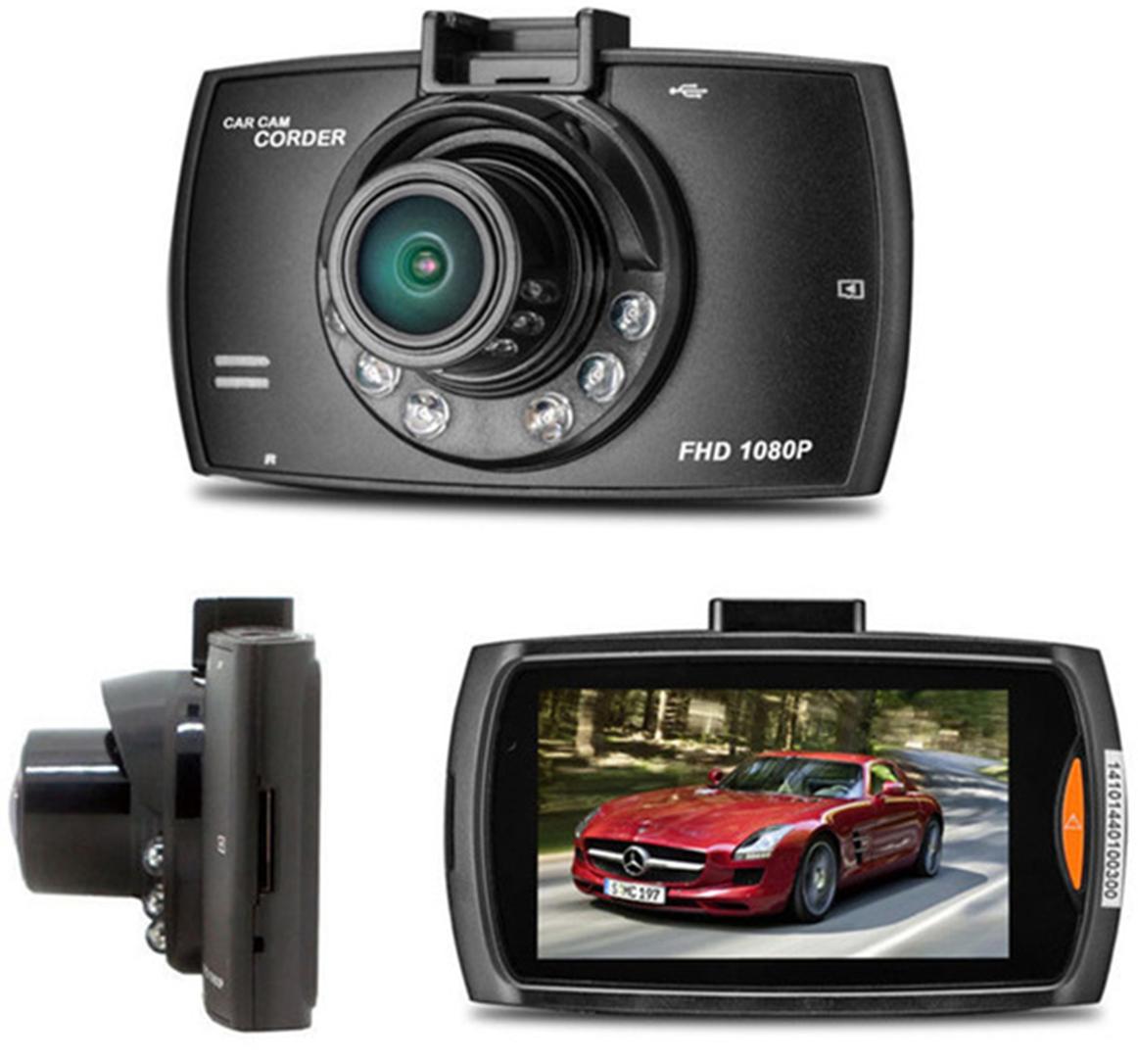 Автомобильный видео регистратор Black Box G30 Pro, FULL HD, LCD 2.7,  ночная съемка, датчик движения