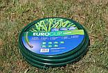 Шланг садовий Tecnotubi Euro Guip Green для поливу діаметр 5/8 дюйма, довжина 25 м (EGG 5/8 25), фото 2