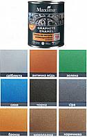 Краска по металлу Maxima graphite enamel 3в1 (0.75л)