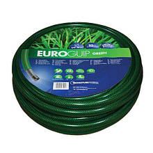 Шланг садовий Tecnotubi Euro Guip Green для поливу діаметр 1/2 дюйма, довжина 50 м (EGG 1/2 50)