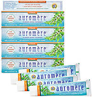 Auromere (Индия), Ayurverdic Herbal Toothpaste (75 мл), зубная паста