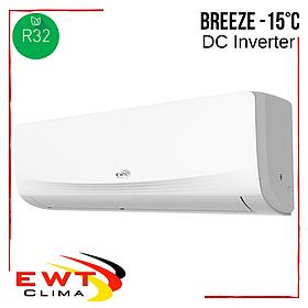 Кондиционер EWT Clima S-090SDI-HRFN8 Breeze DC Inverter -15°С инверторный класс А++ до 25 м2