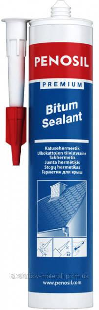Герметик для крыш Penosil Premium Bitum Sealant Black 310 мл (H2382)