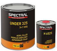 """Грунт акриловый """"мокро на мокро"""" SPECTRAL UNDER 325 Белый Р-1 0,75 л + отвердитель 0,25 л."""