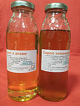 Сироп агавы + сироп топінамбура, 350г + 350г