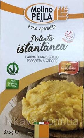 Крупа кукурузная Polenta Istantanea  Molino PEILA , 375 гр, фото 2