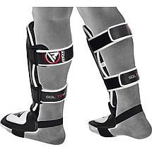 Накладки на ноги, защита голени RDX Leather S, фото 3
