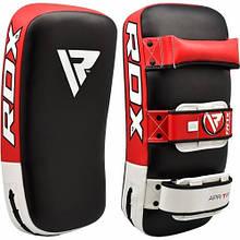 Пады для тайского бокса RDX Red (2 шт.)