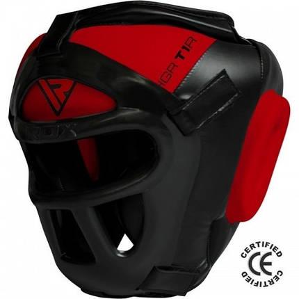 Боксерский шлем тренировочный RDX Guard M, фото 2