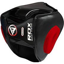 Боксерський шолом тренувальний RDX Guard M, фото 2