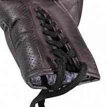 Боксерські рукавички Bad Boy Legacy 2.0 Lace Up Brown 10 ун., фото 3