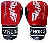 Боксерские перчатки V`Noks Lotta Red 10 ун., фото 3
