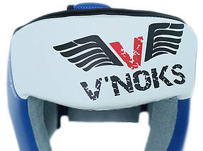 Боксерський шолом V'Noks Lotta Blue L, фото 3