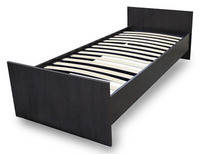 Кровать 2 (вкладной каркас на буковых ламелях) 1600x2000