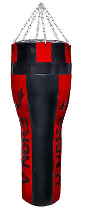Боксерский мешок конусный V`Noks Gel Red 1,2 м (45-55 кг), фото 2