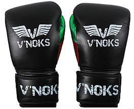 Боксерські рукавички V'Noks Mex Pro Training 12 ун., фото 2