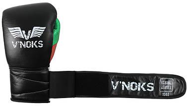 Боксерські рукавички V'Noks Mex Pro Training 12 ун., фото 3