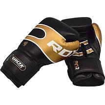 Боксерские перчатки RDX Bazooka 2.0, 12ун., фото 2