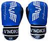 Боксерские перчатки V`Noks Lotta Blue 8 ун., фото 4