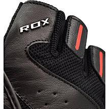Перчатки для фитнеса RDX S2 Leather Black XL, фото 3